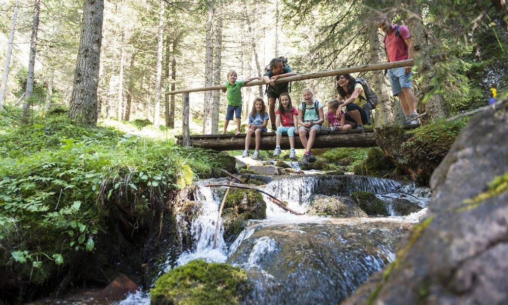 Familienwochen - Natur hautnah erleben