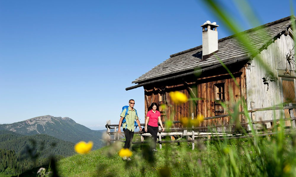 Urlaub zu zweit - Paarurlaub in Südtirol