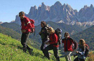 Naturnahe Erlebnisse beim Wandern in Villnöss