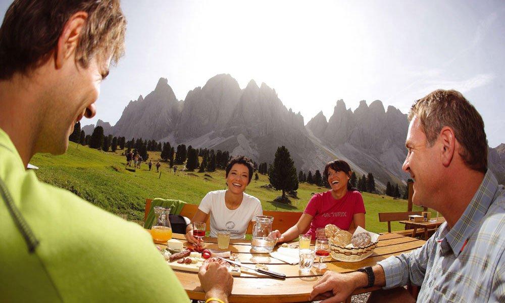 Abwechslungsreicher Wanderurlaub in den Dolomiten