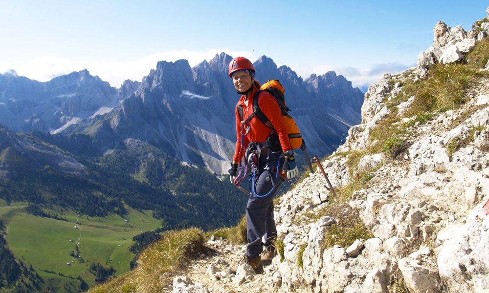 Der Günther-Messner-Steig