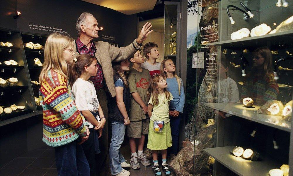 Mineralienmuseum Teis