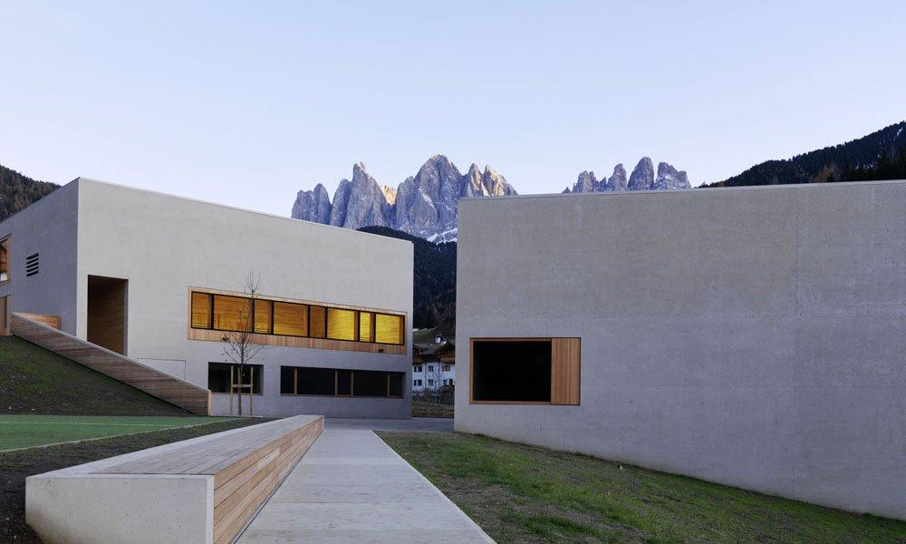 Naturparkhaus Puez Geisler