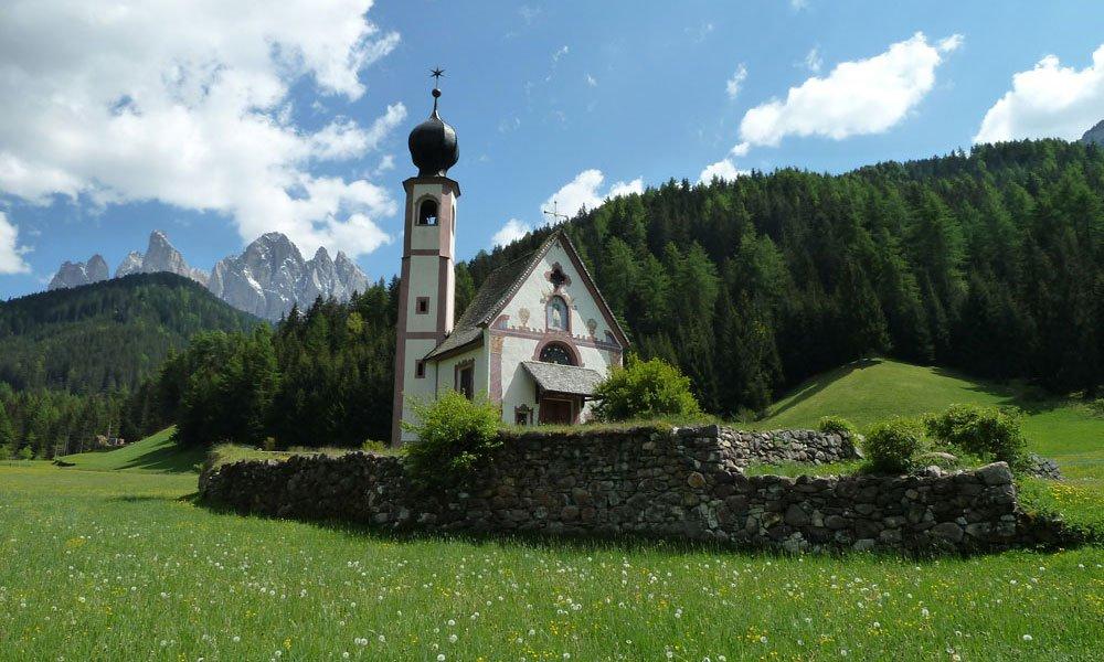 Kirche St. Johann in Ranui