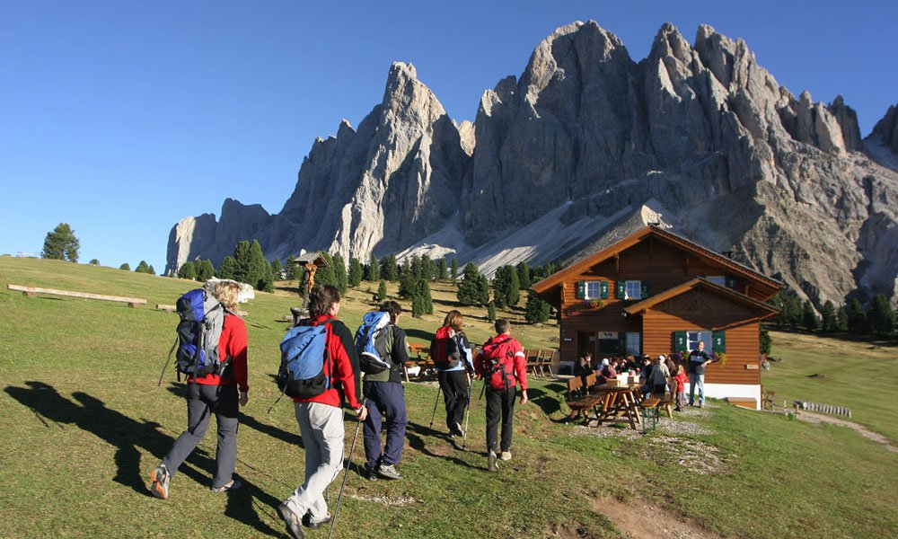 "Urlaubspauschale ""Der Berg kocht"""