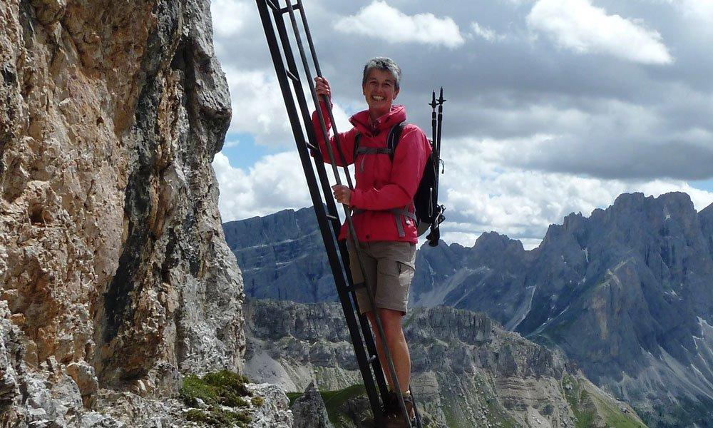 Günther - Messner - Steig mit Besteigung des Tulln