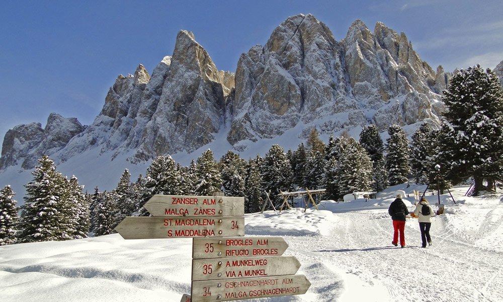 Winterurlaub im Eisacktal: Erlebnisreiche Ferien im Schnee