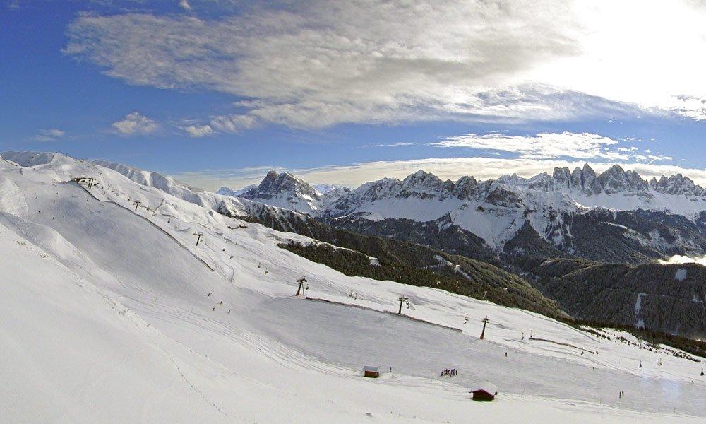 Skiurlaub Eisacktal - Abenteuer auf den Pisten erleben