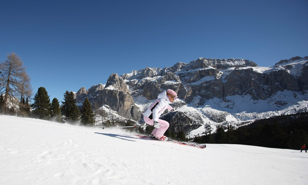 Discover the skiing areas in South Tyrol