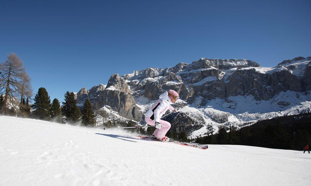 Südtirols Skigebiete entdecken