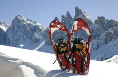 Mit Schneeschuhen auf Entdeckungsreise gehen