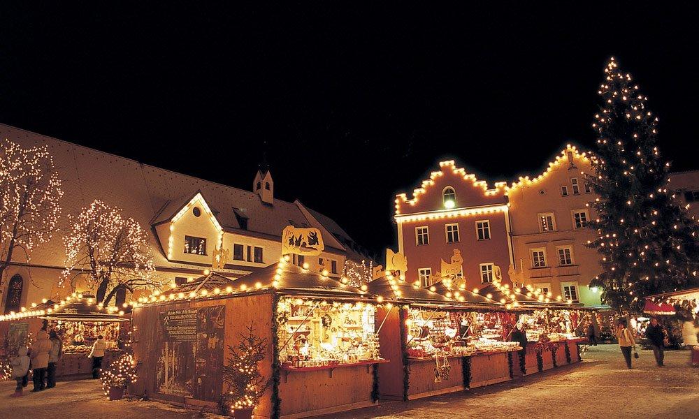 Wo erwarten Sie die besten Weihnachtsmärkte?