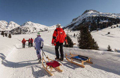 7 = 6 Settimane bianche nelle Dolomiti